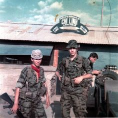 Marine LRRP Teams in Vietnam | ACG : Did you make major contact with the enemy during your tour? Was ...