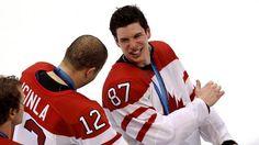 Sid and Iggy back on the same team;) Go Penguins Go!