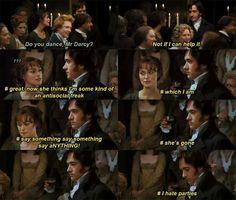 Darcy's inner struggles #4