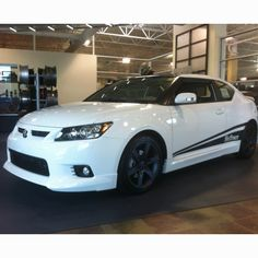 2012 Scion tC five:AD edition I wish I had gotten white...:(