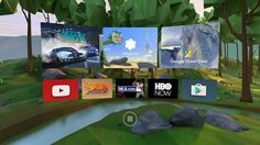HBO NOW is available on Google Daydream