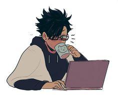Haikyuu!! - Tetsurou Kuroo / #anime