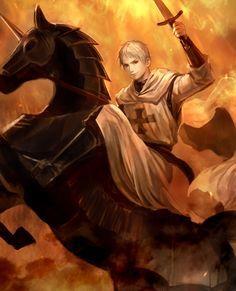 Knight Prussia