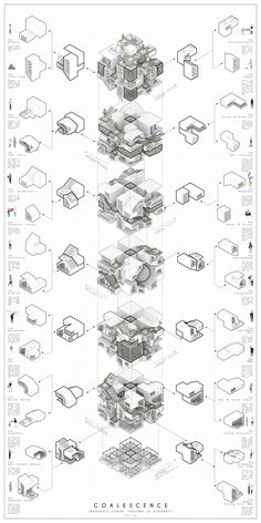 Architecture Concept Diagram, Architecture Presentation Board, Arch Architecture, Architecture Student, Architecture Drawings, Contemporary Architecture, Amazing Architecture, Graduation Project, Architectural Section