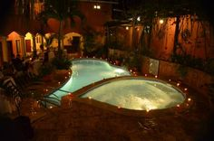 Hotel Posada de Don Juan Gracias Colonial style Hotel Posada de Don Juan features an outdoor swimming pool and offers free Wi-Fi and free private parking. It is located at the edge of Celaque National Park.  The modern, air-conditioned rooms feature cable TV and work desks.