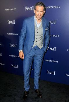 403373bcb50 Ryan Reynolds attends the Piaget Polo S Launch Event at Duggai Greenhouse  in New York City. Ryan Reynolds, ladies and gentleman;