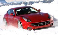 "Ferrari FF ""Fast and Furious"""