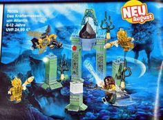 LEGO Justice League : les visuels des trois sets prévus: Le catalogue officiel LEGO du second semestre 2017 est disponible en… #LEGO