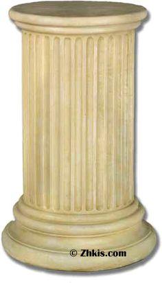 Short Greek Pedestal Shorts Beautiful And Columns