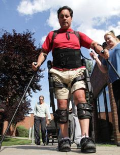 Robotic exoskeletal device: Preliminary research findings for Ekso in spinal cord injury