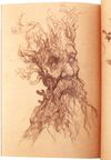 Justin Gerard - Book - Justin Gerard Sketchbook 2012 - Nucleus | Art Gallery and Store