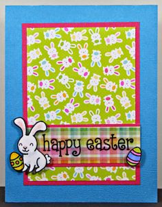 Amanda's Paper Play: Easter Cards, round two! [Lawn Fawn, Doodlebug, C&S287]