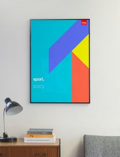 We worked with the Design Council to create the brand identity for Design Council Spark. View the case study. Identity Design, Brand Identity, Logo Design, Branding, Digital Creative Agency, City Logo, Swiss Design, Typography Poster, Corporate Design