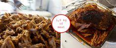 pulled pork Pulled Pork, Meat, Recipes, Food, Shredded Pork, Meals, Yemek, Recipies, Eten