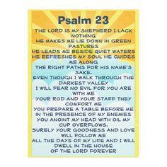 Psalm 23 bay fleece blanket