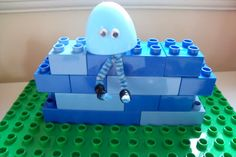 More Nursery Rhyme Activities....this looks easy enough to do....very cute!