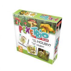 Pexetrio je zábavná společenská hra, která bude bavit dědečka, babičku i vnoučata. Procvičí paměť i jemnou motoriku. Více dárků pro babičku a dědečka na Babičkářství. Toy Chest, Storage Chest, Magazine Rack, Toys, Decor, Dekoration, Decoration, Toy, Toy Boxes