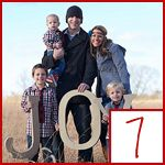 101 Days of Christmas: Family Photo Ideas for Your Christmas Card