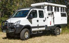 EarthCruiser: Expedition Campers for Extended Travel across Australia and the World