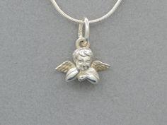 Silberanhänger - Rafael-Anhänger, plastisch, 925 Silber - ein Designerstück von Goldschmiede-Grunwald bei DaWanda