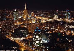 Warsaw, Poland... best place to first plant your feet on in Europe.
