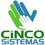 Logotipo Cinco Sistemas - Chile