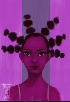 part of my 1000 People challenge: Nappy Hair Drawing did yesterday... - http://ift.tt/1HQJd81