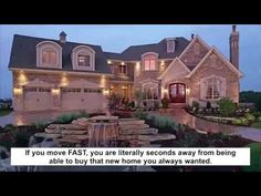 """Luxury Homes Interior Dream Houses Exterior Most Expensive Mansions Plans Modern 👉 Get Your FREE Guide """"The Best Ways To Make Money Online"""" House Goals, Model Homes, My Dream Home, Dream Big, Exterior Design, Stone Exterior, Stone Facade, Future House, Custom Homes"""