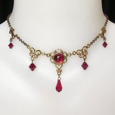 Medieval Jewelry - Medieval Necklaces, Pendants and Earrings with .