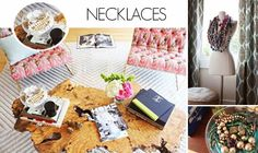 Design Itch: Fashion Accessories as Home Accessories