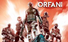 Comic-Soon: ORFANI: LA SERIE ANIMATA SU RAI 4 E' ASSAI DELUDEN...