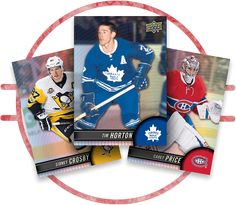 Play Tim Hortons Collect to Win | Digital NHL® Hockey Cards