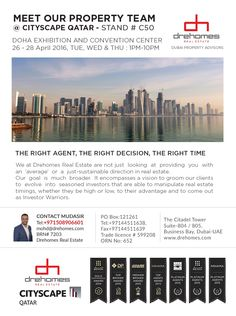 Doha, Convention Centre, Real Estate, Real Estates