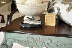 Sophia's: A Break and Some Chalk Paint Love