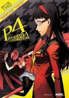 Persona 4 DVD Collection 2 (Hyb) #RightStuf2013