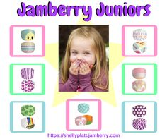"""Did you know Jamberry offers nail wraps for your little ones too? You can match or coordinate them with your own nail wraps! What a sweet way to spend """"Mommy and Me"""" time! <3"""