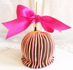 Gourmet Chocolate Caramel Apple