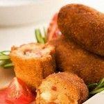 Crocchette di pollo prosciutto e mozzarella - Ricette in 30 minuti