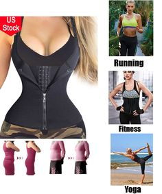 6a490cb7a3 FLORATA 35 Days delivery Women Body Shaper Slimming Waist Trainer Cincher  Underbust Corset Shapewear     Be sure to check out this awesome product.