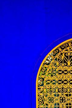 Marrakech, maison de Majorelle