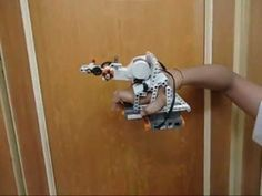 Lego Nxt 2.0 ROBOGLOVE ........(with 7 attachments!!) - YouTube