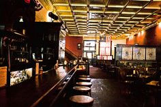 The interior of the Palace Saloon in Prescott, Arizona. Old West Saloon, Old West Town, Prescott Arizona, Arizona Travel, Places Of Interest, Great Memories, Brewery, Places To Travel, Places Ive Been