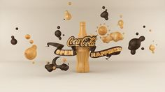 This is for a collaboration project with others artists for Malaysia Heritage Coke Event 2013. It is initiated by a Malaysia Post House, Glassfin. Artists are free to propose any style to be part of the collaboration.  This is one of mine of standalone motion graphic. Playing with wooden texture on the elements to create the fun yet classy look.  View full compilation video : vimeo.com/65718758  music : Chris Villepigue - coke quarters