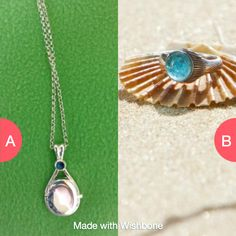 H2o lockets or Mako Moon rings? Click here to vote @ http://getwishboneapp.com/share/877360