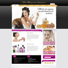 Spa beauty products website design templates free Bootstrap/Drupal model themes free download. model website design templates free.