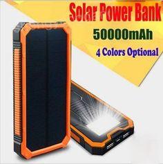 Usb Portable External Battery Solar Power Bank Dual Charger For Phonees Lot Double Li-polymer Energy 30000mah 2 Htc Huawei Iphone Motorola Lg Nokia Universal Universal Apple Asus Blackphone