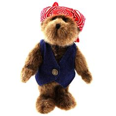 Al Bearoom Jr Teddy Bear