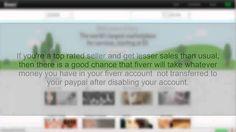 Is fiverr.com scam ?