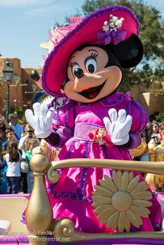 2014 - Disney's Spring Promenade - Minnie Mouse