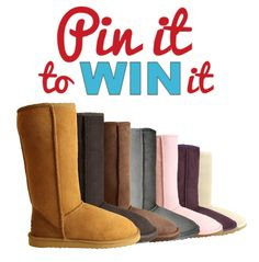 #Whooga - #Ugg boots for thinkers, not followers.